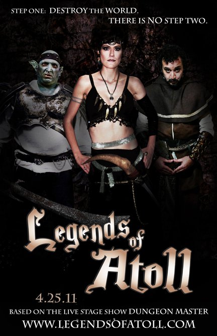 Legends of Atoll - Evil!